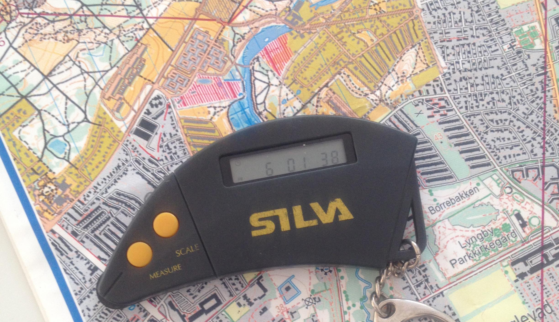 Adventuregrej - afstandsmåler