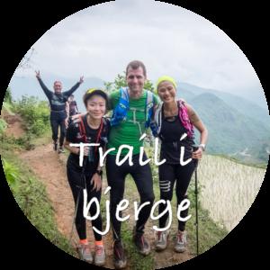 Trailcamp i bjerge