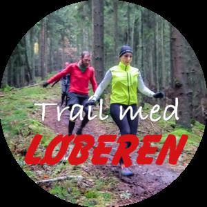 Trail med Løberen
