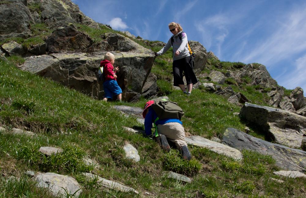 Bjergløb